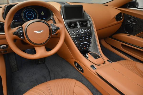 New 2019 Aston Martin DB11 Volante Volante for sale Sold at Bentley Greenwich in Greenwich CT 06830 21
