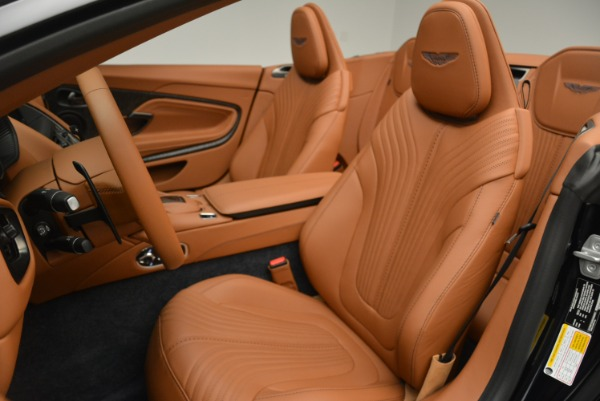 New 2019 Aston Martin DB11 Volante Volante for sale Sold at Bentley Greenwich in Greenwich CT 06830 22