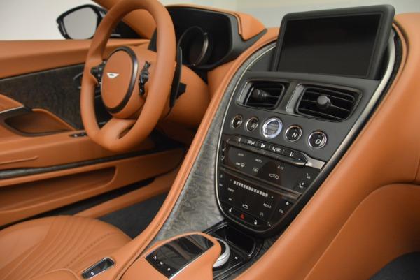 New 2019 Aston Martin DB11 Volante Volante for sale Sold at Bentley Greenwich in Greenwich CT 06830 26