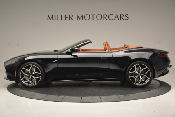 New 2019 Aston Martin DB11 Volante Volante for sale Sold at Bentley Greenwich in Greenwich CT 06830 3