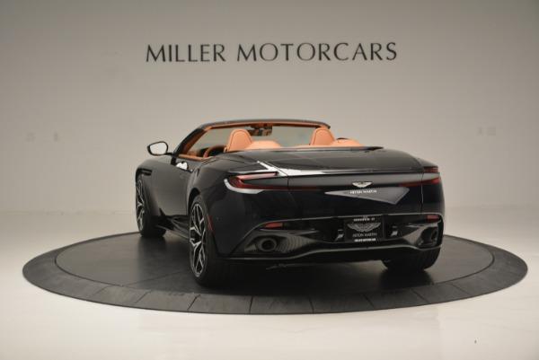 New 2019 Aston Martin DB11 Volante Volante for sale Sold at Bentley Greenwich in Greenwich CT 06830 5