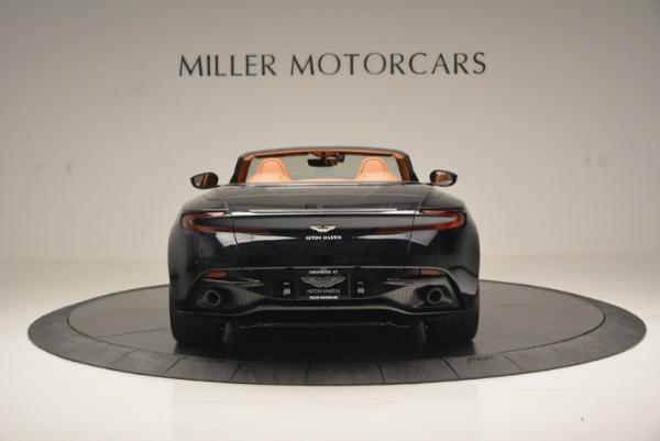 New 2019 Aston Martin DB11 Volante Volante for sale Sold at Bentley Greenwich in Greenwich CT 06830 6