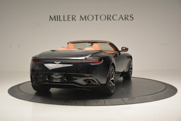 New 2019 Aston Martin DB11 Volante Volante for sale Sold at Bentley Greenwich in Greenwich CT 06830 7