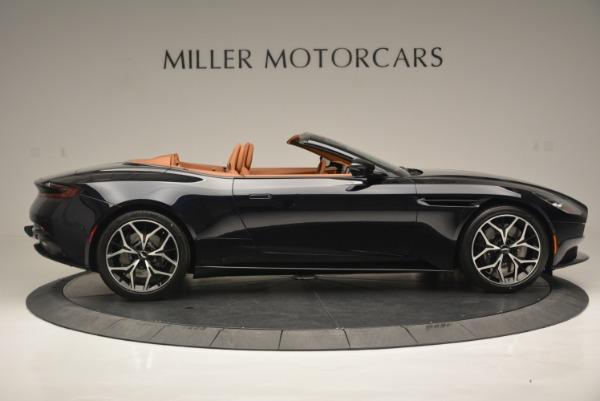 New 2019 Aston Martin DB11 Volante Volante for sale Sold at Bentley Greenwich in Greenwich CT 06830 9