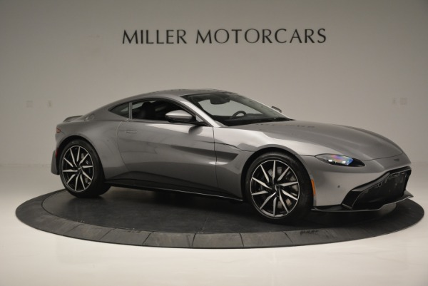 New 2019 Aston Martin Vantage for sale Sold at Bentley Greenwich in Greenwich CT 06830 10
