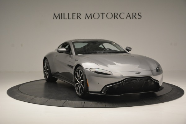 New 2019 Aston Martin Vantage for sale Sold at Bentley Greenwich in Greenwich CT 06830 11