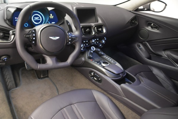 New 2019 Aston Martin Vantage for sale Sold at Bentley Greenwich in Greenwich CT 06830 14