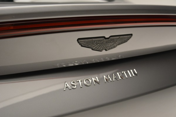 New 2019 Aston Martin Vantage for sale Sold at Bentley Greenwich in Greenwich CT 06830 21