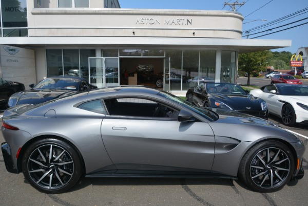 New 2019 Aston Martin Vantage for sale Sold at Bentley Greenwich in Greenwich CT 06830 22