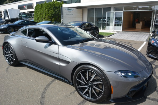 New 2019 Aston Martin Vantage for sale Sold at Bentley Greenwich in Greenwich CT 06830 24