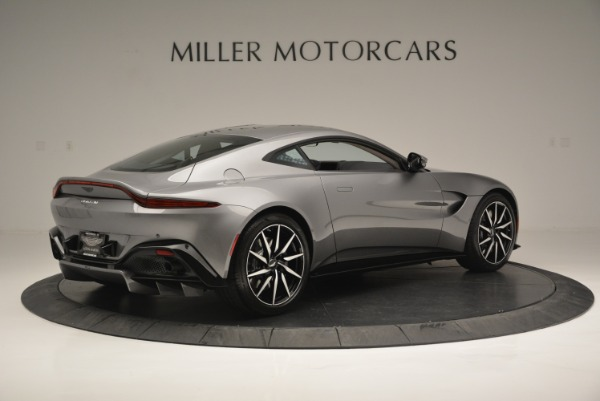 New 2019 Aston Martin Vantage for sale Sold at Bentley Greenwich in Greenwich CT 06830 8