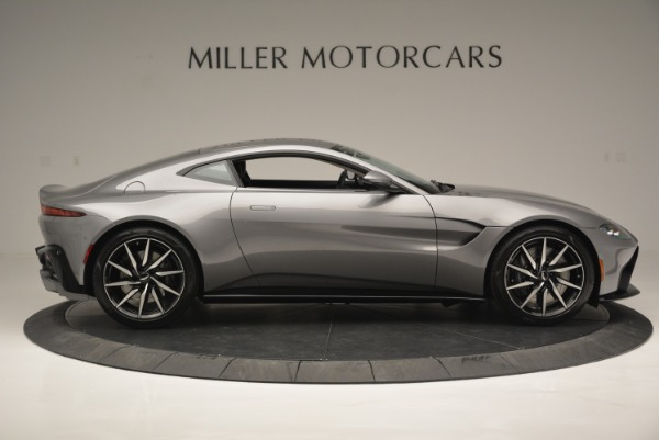 New 2019 Aston Martin Vantage for sale Sold at Bentley Greenwich in Greenwich CT 06830 9