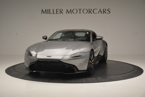 New 2019 Aston Martin Vantage for sale Sold at Bentley Greenwich in Greenwich CT 06830 1