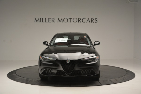 New 2018 Alfa Romeo Giulia Q4 for sale Sold at Bentley Greenwich in Greenwich CT 06830 12
