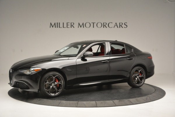 New 2018 Alfa Romeo Giulia Q4 for sale Sold at Bentley Greenwich in Greenwich CT 06830 2