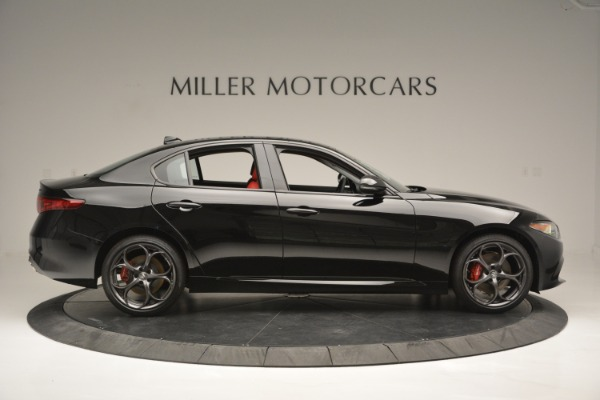 New 2018 Alfa Romeo Giulia Q4 for sale Sold at Bentley Greenwich in Greenwich CT 06830 9