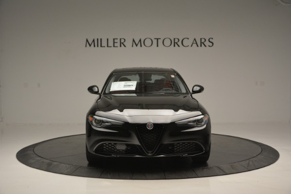 New 2018 Alfa Romeo Giulia Q4 for sale Sold at Bentley Greenwich in Greenwich CT 06830 11