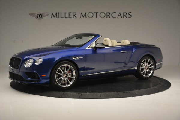 Used 2016 Bentley Continental GT V8 S for sale Sold at Bentley Greenwich in Greenwich CT 06830 2