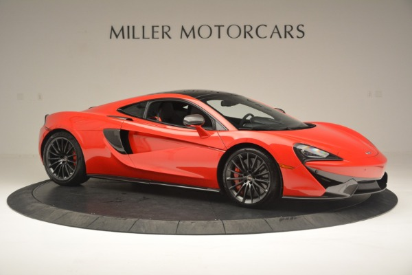 Used 2018 McLaren 570GT for sale Sold at Bentley Greenwich in Greenwich CT 06830 10