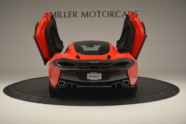 Used 2018 McLaren 570GT for sale Sold at Bentley Greenwich in Greenwich CT 06830 16