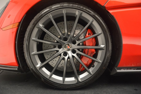 Used 2018 McLaren 570GT for sale Sold at Bentley Greenwich in Greenwich CT 06830 17