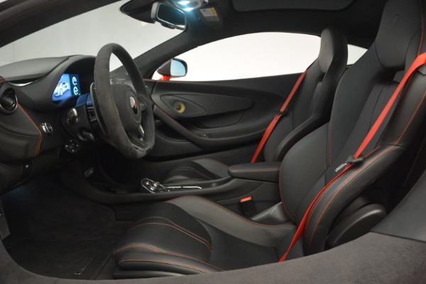 Used 2018 McLaren 570GT for sale Sold at Bentley Greenwich in Greenwich CT 06830 19