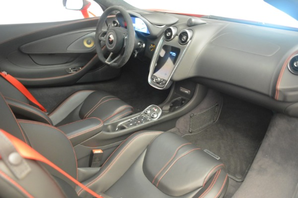 Used 2018 McLaren 570GT for sale Sold at Bentley Greenwich in Greenwich CT 06830 21