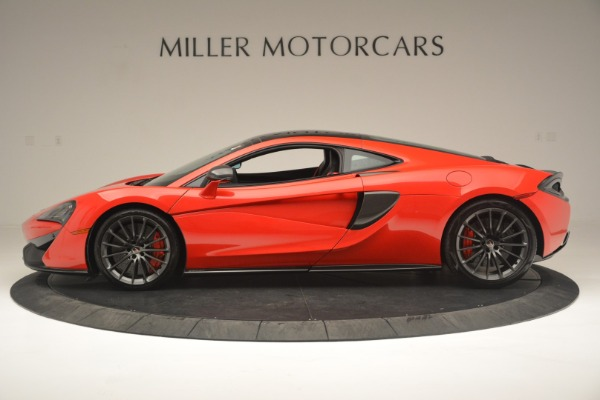 Used 2018 McLaren 570GT for sale Sold at Bentley Greenwich in Greenwich CT 06830 3