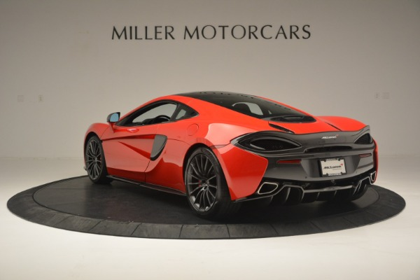 Used 2018 McLaren 570GT for sale Sold at Bentley Greenwich in Greenwich CT 06830 5