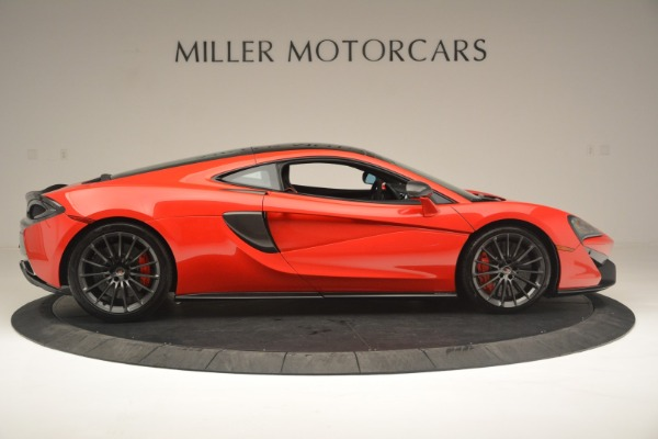 Used 2018 McLaren 570GT for sale Sold at Bentley Greenwich in Greenwich CT 06830 9