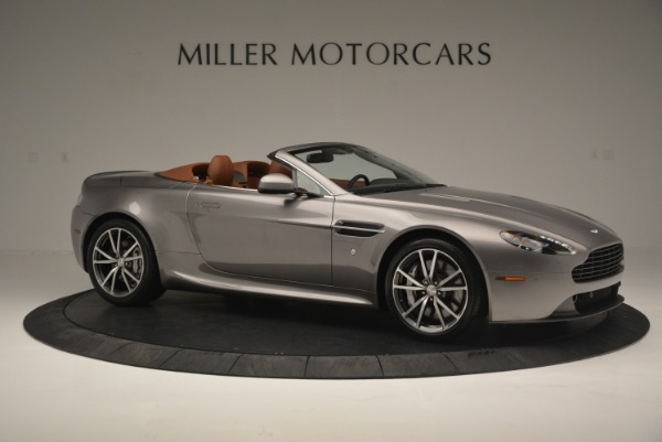 Used 2015 Aston Martin V8 Vantage Roadster for sale Sold at Bentley Greenwich in Greenwich CT 06830 10