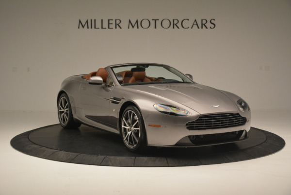 Used 2015 Aston Martin V8 Vantage Roadster for sale Sold at Bentley Greenwich in Greenwich CT 06830 11