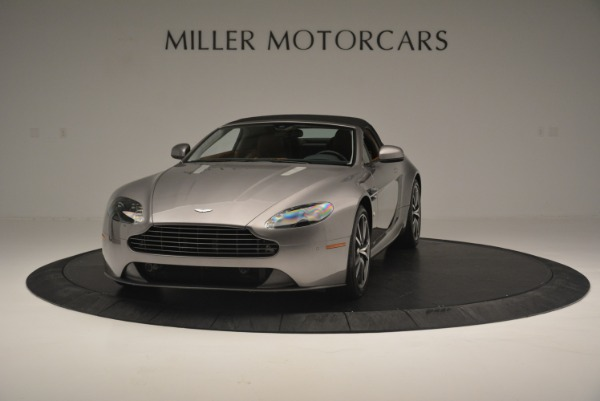 Used 2015 Aston Martin V8 Vantage Roadster for sale Sold at Bentley Greenwich in Greenwich CT 06830 13