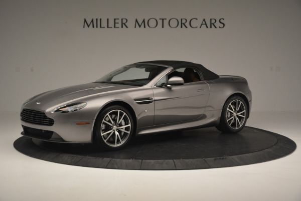 Used 2015 Aston Martin V8 Vantage Roadster for sale Sold at Bentley Greenwich in Greenwich CT 06830 14
