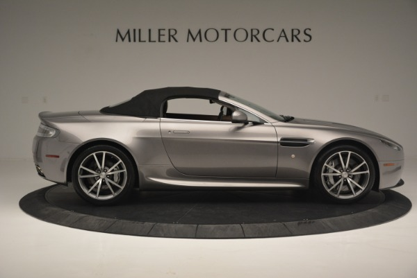 Used 2015 Aston Martin V8 Vantage Roadster for sale Sold at Bentley Greenwich in Greenwich CT 06830 16