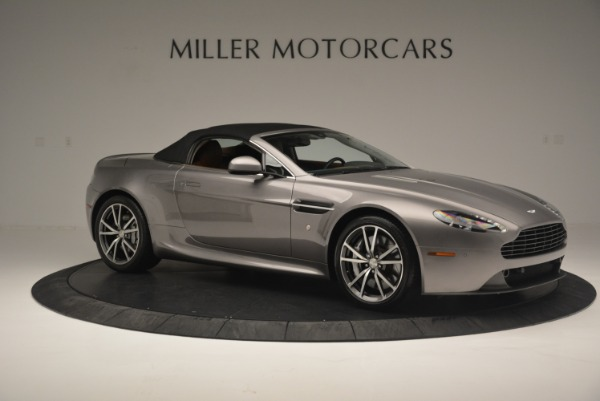 Used 2015 Aston Martin V8 Vantage Roadster for sale Sold at Bentley Greenwich in Greenwich CT 06830 17