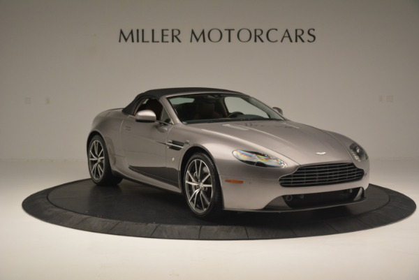 Used 2015 Aston Martin V8 Vantage Roadster for sale Sold at Bentley Greenwich in Greenwich CT 06830 18