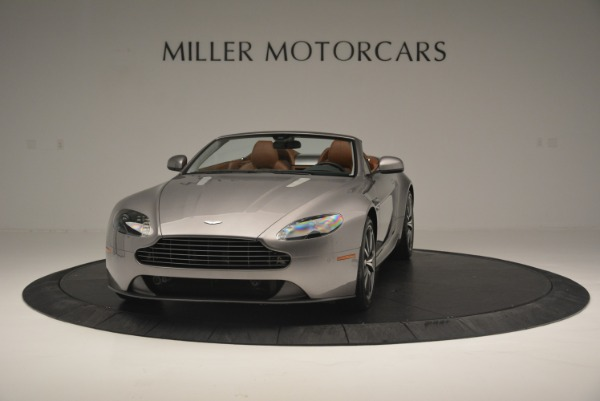 Used 2015 Aston Martin V8 Vantage Roadster for sale Sold at Bentley Greenwich in Greenwich CT 06830 2