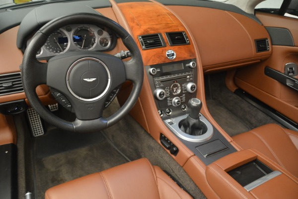 Used 2015 Aston Martin V8 Vantage Roadster for sale Sold at Bentley Greenwich in Greenwich CT 06830 20