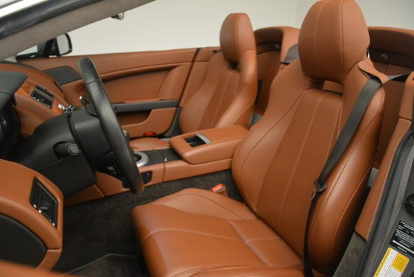 Used 2015 Aston Martin V8 Vantage Roadster for sale Sold at Bentley Greenwich in Greenwich CT 06830 21