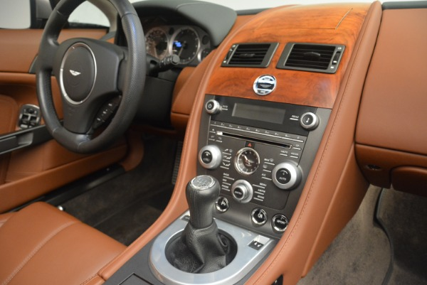 Used 2015 Aston Martin V8 Vantage Roadster for sale Sold at Bentley Greenwich in Greenwich CT 06830 23