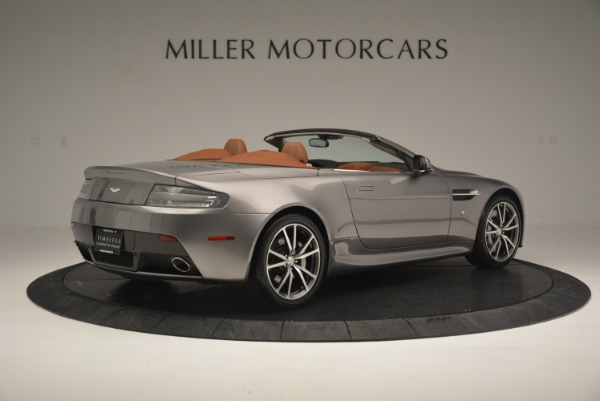 Used 2015 Aston Martin V8 Vantage Roadster for sale Sold at Bentley Greenwich in Greenwich CT 06830 8