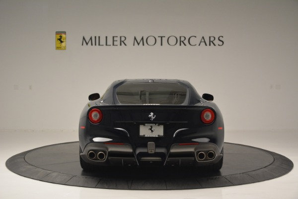 Used 2017 Ferrari F12 Berlinetta for sale Sold at Bentley Greenwich in Greenwich CT 06830 6