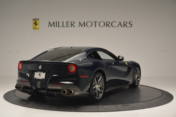 Used 2017 Ferrari F12 Berlinetta for sale Sold at Bentley Greenwich in Greenwich CT 06830 7