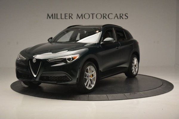 New 2018 Alfa Romeo Stelvio Ti Sport Q4 for sale Sold at Bentley Greenwich in Greenwich CT 06830 2