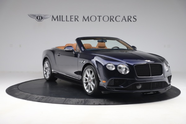 Used 2016 Bentley Continental GTC V8 S for sale $142,900 at Bentley Greenwich in Greenwich CT 06830 12
