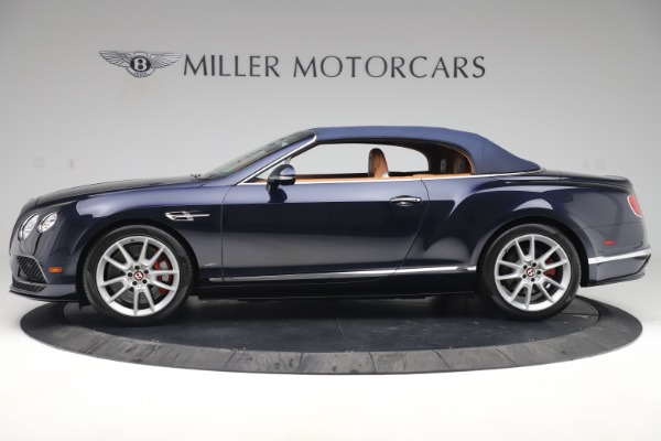 Used 2016 Bentley Continental GTC V8 S for sale $142,900 at Bentley Greenwich in Greenwich CT 06830 14