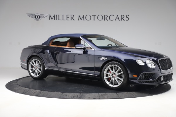 Used 2016 Bentley Continental GTC V8 S for sale $142,900 at Bentley Greenwich in Greenwich CT 06830 18
