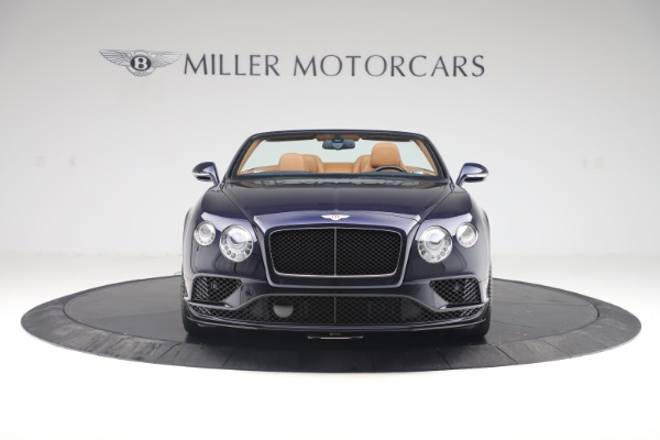 Used 2016 Bentley Continental GTC V8 S for sale $142,900 at Bentley Greenwich in Greenwich CT 06830 19
