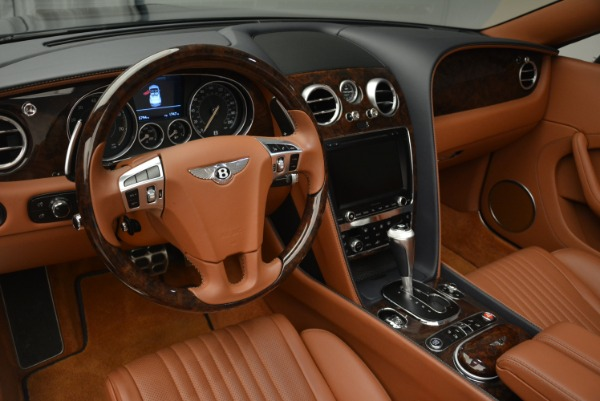 Used 2016 Bentley Continental GTC V8 S for sale $142,900 at Bentley Greenwich in Greenwich CT 06830 25
